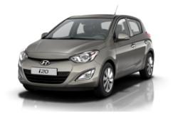 Hyundai - i20 or similar