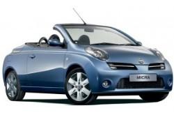 Nissan - Micra Cabrio or similar