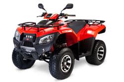 Kymco - MXU QUAD 350cc