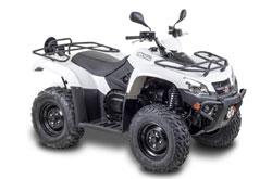 Kymco - MXU QUAD 450cc