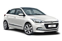 Hyundai - i20-or similar
