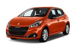 Peugeot - 208 or similar