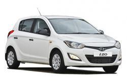 Hyundai - i20 Manual